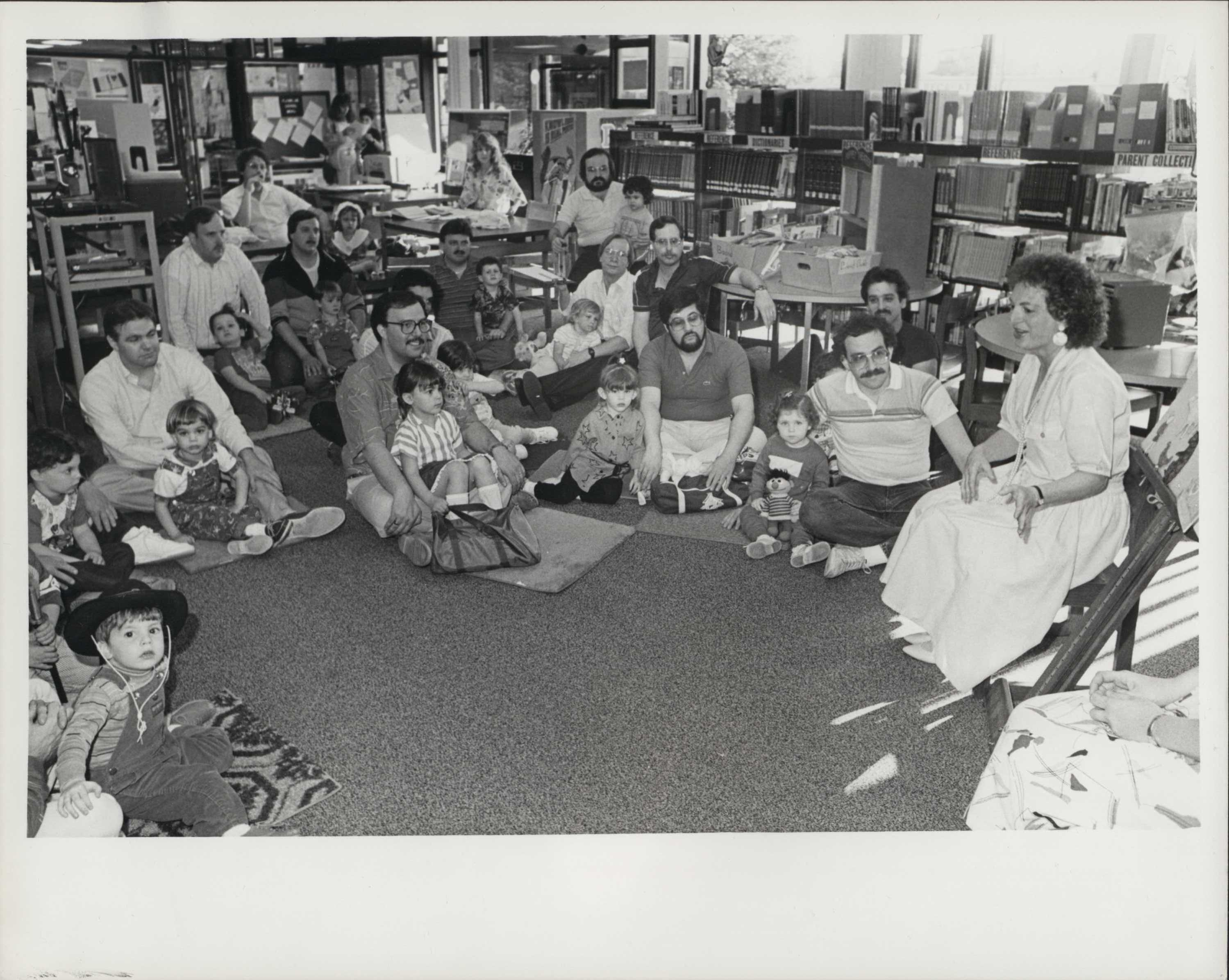 Joan Schine, Children's Librarian.jpg